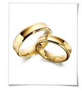 Wedding rings & Jewellery