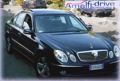 Amalfi-drive limousine - Weddings in Amalfi Coast