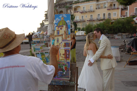 Positano Weddings - Weddings in Amalfi Coast
