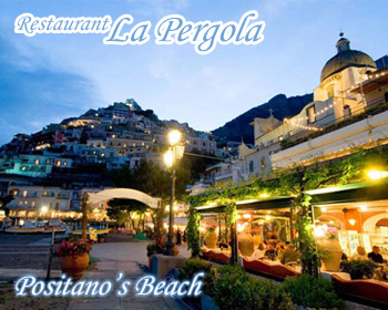 Restaurant And Bar La Pergola Wedding In Positano